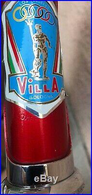 1965 Galmozzi SUPER COMPETIZIONE xVilla (BO)54x55 Campagnolo RECORD/Universal 61