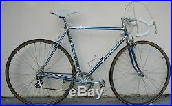 1976 Alan Super Record Race Bike Campagnolo Nuovo, Super Record 1st Gen Panto