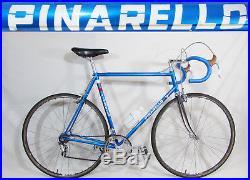 1978 Pinarello Special Team Gelati Gis Campagnolo Super Record Titanium Cinelli