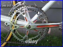 1980-81 Eddy Merckx Professional 61cm Campagnolo Super Record build