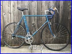 1980 Masi Gran Criterium Campagnolo Super Record 62cm Original, Excellent