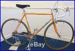 1980s Eddy Merckx Professional Bicycle Campagnolo Super Record Collectors item