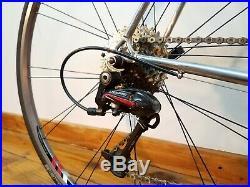 1985 Marinoni Special 55cm Columbus Steel Road Bike, Campagnolo Super Record