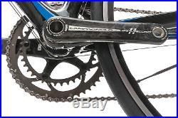 2010 Orbea Orca Road Bike 57cm Large Carbon Campagnolo Super Record 11 Mavic