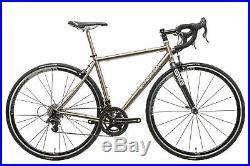 2012 Lynskey R230 Road Bike Small Titanium Campagnolo Super Record ENVE