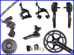 2013 Campagnolo Super Record 11 80th Anniversary Group LOWEST Edition Numbers