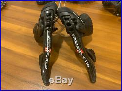 2015/2016 Campagnolo Super Record 11 Speed Groupset, 172.5 50/34 11-27 Excellent