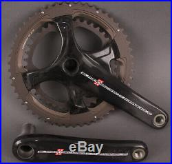 2015 Campagnolo Super Record 11 Road Bike Crankset 172.5mm 50-34 Carbon CLOSEOUT