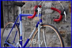 78 Gios Torino Super Record Road Bike Orignal Paint Galli Campagnolo Panto 55cm