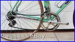 BIANCHI SPECIALISSIMA SUPER LEGGERA vintage road bike CAMPAGNOLO SUPER RECORD