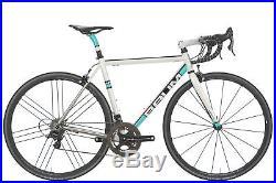 Baum Ristretto Fe Road Bike 53cm MEDIUM Steel Campagnolo Super Record 11 ENVE