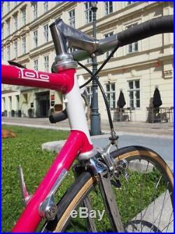 Beautiful VGC vintage BASSO LOTO Road bike Campagnolo Super Record C-Record 57