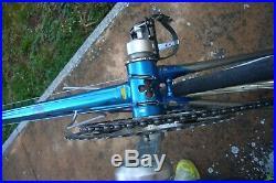 Bici Corsa Colnago New Mexico Cromovelato Campagnolo Super Record -vintage Bike