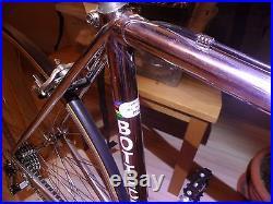 Bottecchia fullchrome Rennrad full Campagnolo Super Record Columbus bici corsa