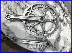 CAMPAGNOLO SUPER RECORD groupset vintage italian road bike EROCIA