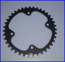 CAMPAGNOLO Super Record 11 speed chainring 53T or 39T 4 arm hole 145 + 112 BCD