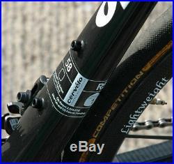 CERVELO R5 California VWD AX-LIGHTNESS Campagnolo SUPER-RECORD 4,0kg wie NEU