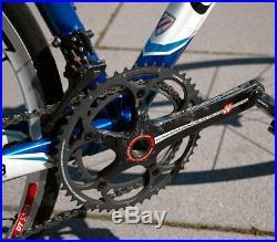 COLNAGO C59 lightweight bike Campagnolo SUPER RECORD TITANIUM DT-Swiss TRICON