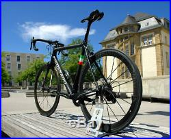 COLNAGO C60 C-60 matte-black Campagnolo SUPER-RECORD lightweight bike BESTzust