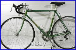 COLNAGO SUPER Campagnolo Record eroica bici corsa Vintage racing bike