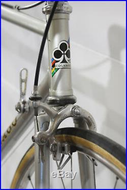 COLNAGO Super Campagnolo Record Columbus Cinelli bici corsa Vintage racing bike