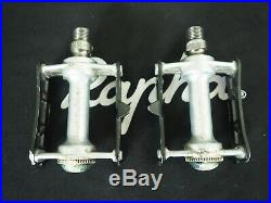 Campagnolo 4121 Super Record Track Pedals With Titanium Spindles pista njs mks