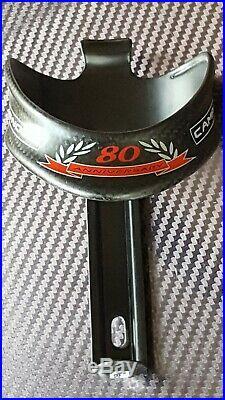 Campagnolo 80th Aniversary Super Record CARBON Bottle Cage Road Bike (NEW)