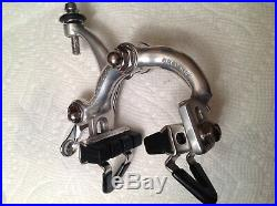 Campagnolo Early Production Super Record Brakes Nos Black Pads A+ New Hardwear