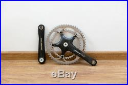 Campagnolo Record Carbon 10 Speed Crankset 172,5 mm 53/39