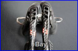 Campagnolo SUPER RECORD Carbon, 2x11 speed shifters / brake levers, set