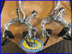 Campagnolo Super Nuovo Record pantographed brakeset