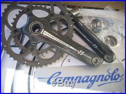 Campagnolo Super Record 11SPD CT UT Crank 172.5 34/50 650G W BB Campy Colnago