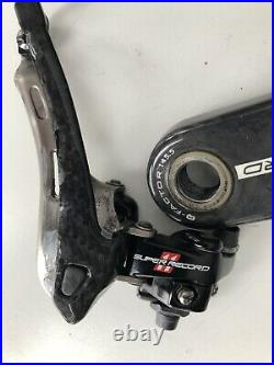 Campagnolo Super Record 11 Speed Group Groupset 175mm 50-24