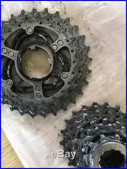Campagnolo Super Record 11 Speed Groupset Great Condition Set Complete Carbon
