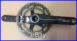 Campagnolo Super Record 11 Speed RS U-T 11x Ti-Carb Chainset 175 39 / 53 eb1