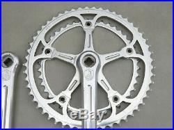 Campagnolo Super Record Crankset strada vintage 170mm road bike cranks