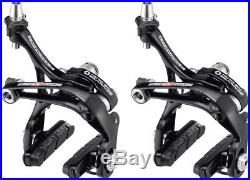 Campagnolo Super Record Dual Pivot Brake Callipers Front And Rear