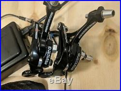 Campagnolo Super Record EPS V2 Electronic Groupset carbon 11 Speed