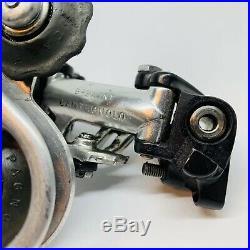 Campagnolo Super Record Patent 78 Road Bike Rear Derailleur Vintage Rare Campy