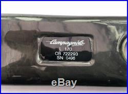 Campagnolo Super Record Ultra Torque Ti Carbon 11 Speed Chainset Crankset 53/39