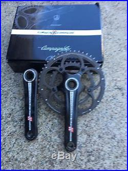 Campagnolo super record 11 speed compact crankset