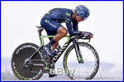 Canyon Speedmax CF Movistar Time Trial Bike Campagnolo Super Record EPS
