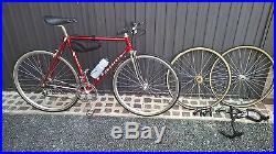 Chesini Precision 1986 54 x 54 frame SL DOUBLE SET Campagnolo super record