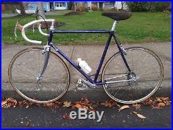 Cinelli Centurion Steel Bike 58 cm SL Columbus Campagnolo Super Record L'Eroica