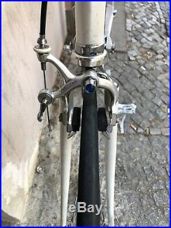 Cinelli Super Corsa Campagnolo C Record 1. Gen Retro Vintage Roadbike De Rosa