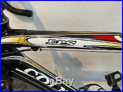 Colnago EPS 53 traditional Campagnolo Super Record Group Shamal Wheelset C50 C40