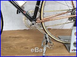 Colnago Mexico 1976-77 Size 57 Copper Black Campagnolo Super Record Eddy Merckx