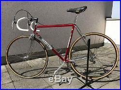 Colnago Mexico Prototyp Se. Nr. E001 Campagnolo Super Record Panto Bike Vintage