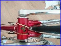 Colnago Mexico Saronni Red Campagnolo Super Record 48 cm