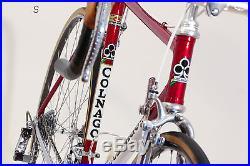 Colnago Super 1982 Campagnolo Super Record Saronni